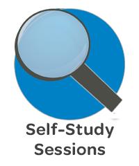 Self-Study Sessions